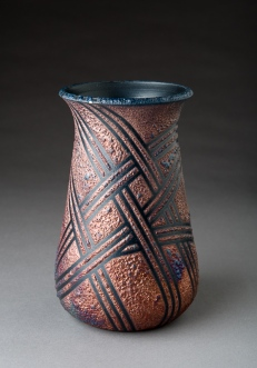 Raku Pottery by Lori Duncan