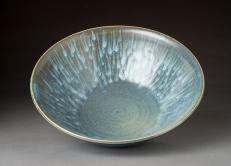 Sea Green Stoneware Bowl